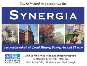 Synergia Wine & Cheese Reception @ Main Street Cafe | Marlborough | Massachusetts | United States