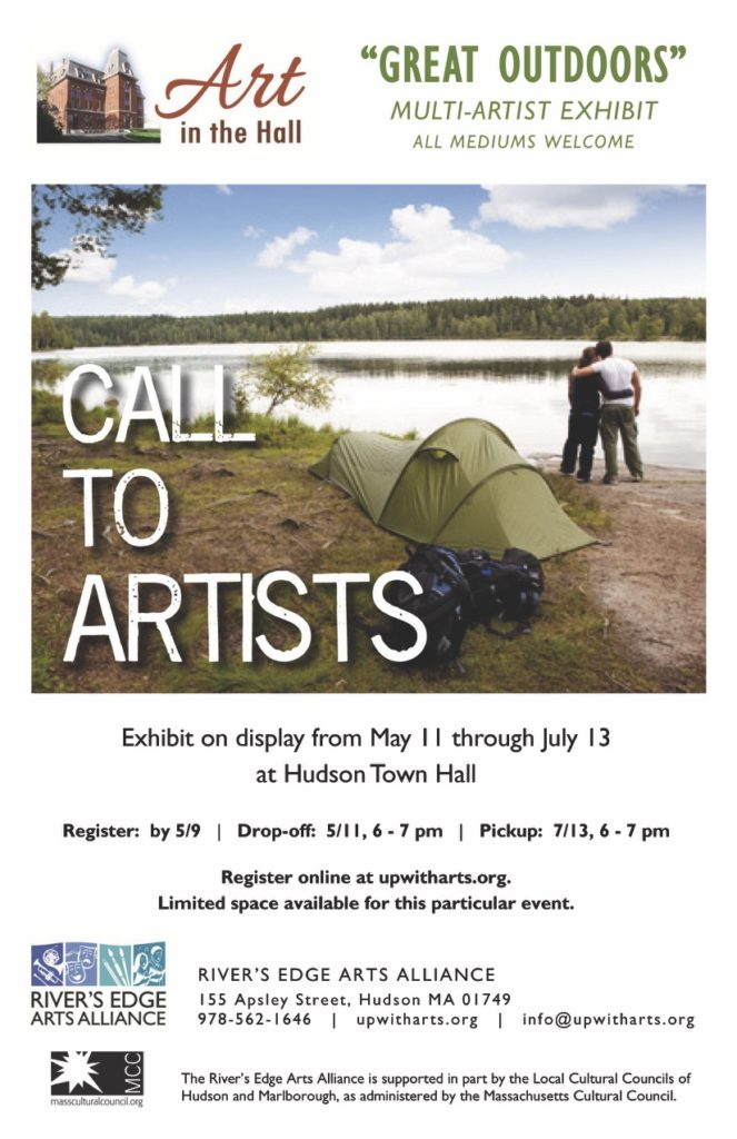 Call To Artists - AITH Great Outdoors Exhibit