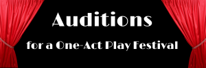 River's Edge Arts Alliance: One-Act Play Festival