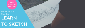 River's Edge Arts Alliance: Learn to Sketch