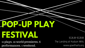 River's Edge Arts Alliance: Pop-Up Play Festival