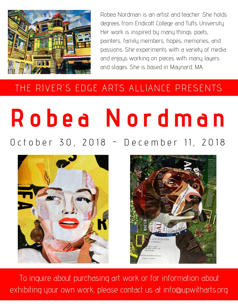 River's Edge Arts Alliance: Kara Waxman at Cafe 641